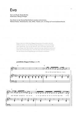 Bodo Wartke – Noten PDF