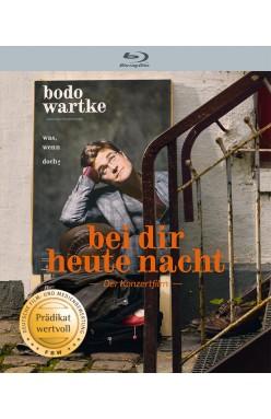 Bei dir heute Nacht (BD) - Cover