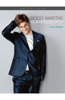 Klaviersdelikte - live in Bremen (DVD) - Cover