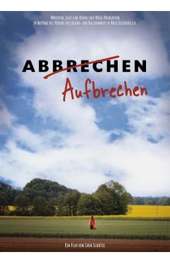 Abbrechen/Aufbrechen (DVD) - Cover