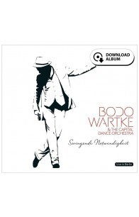 Swingende Notwendigkeit - live in Berlin (Cover)