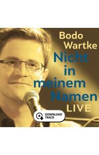 Nicht in meinem Namen (live) (Download) - Cover