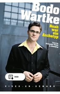 Noah war ein Archetyp (VoD Cover)