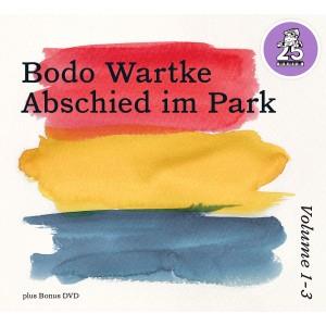Abschied im Park Vol. 1-3 (3CDs+DVD) Cover