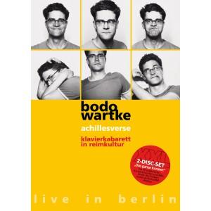 Achillesverse live - XXL (DVD) - Cover