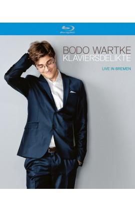 Klaviersdelikte - live in Bremen (BD) - Cover