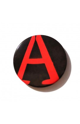 "Button - Antigone ""A"""