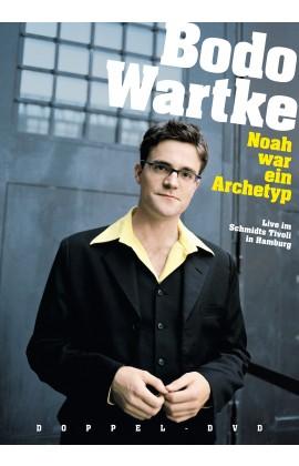 Noah war ein Archetyp - live in Hamburg
