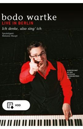 Ich denke, also sing' ich (VoD Cover)