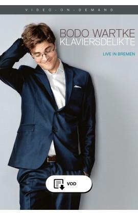 Klaviersdelikte - live in Bremen (VoD Cover)