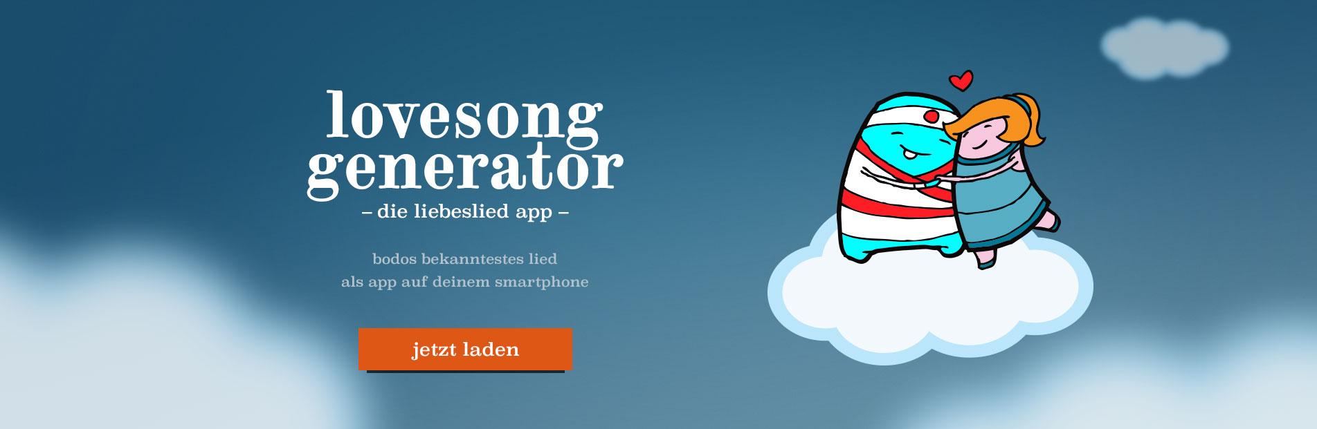 Lovesong Generator