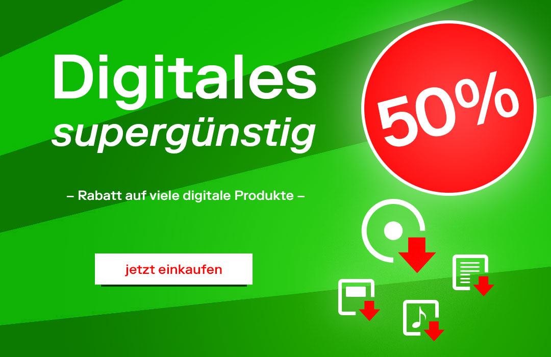 Digitales supergünstig!
